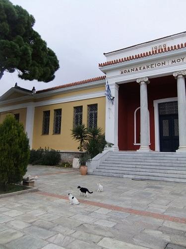 ヴォロスの博物館で (2)
