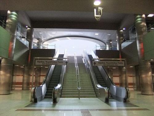 ケラミコス駅