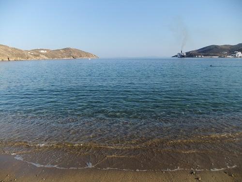 セリフォス_リヴァディの海