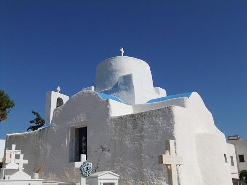 セリフォス_リヴァディの教会