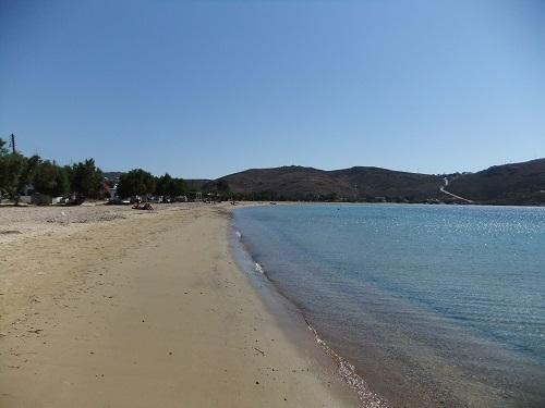 セリフォス_リヴァディのビーチ (2)