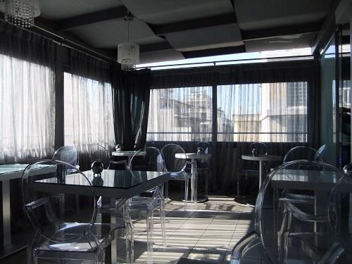 アテネ_ダイアモンドホテル朝食ルーム