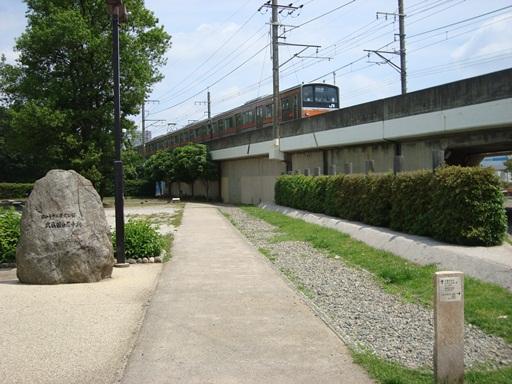 整備後の武蔵国分尼寺跡