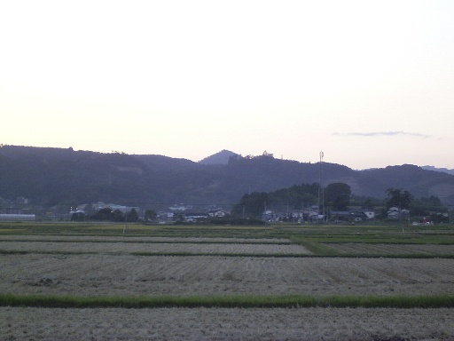 太白山近景