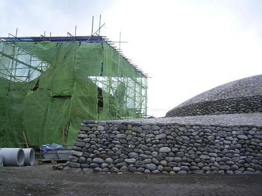 古墳の復元6