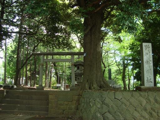 野川神明社