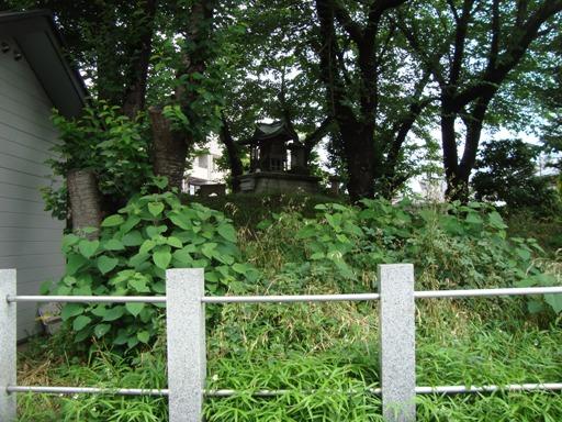 登戸富士塚