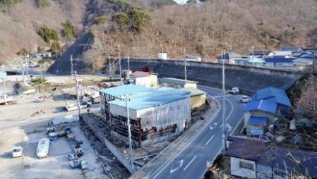 太田名部地区