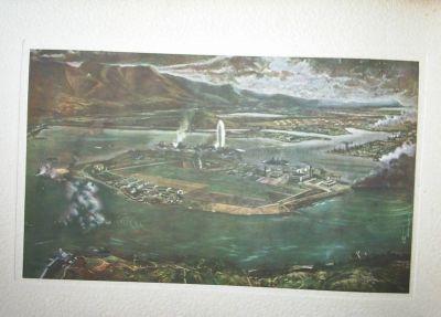 大東亜戦争海軍美術