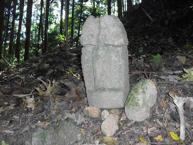大和街道の石仏