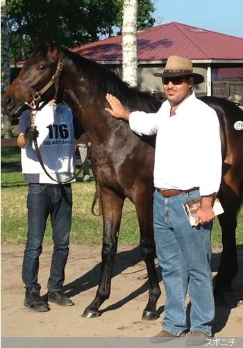 【朗報】ドゥーナデン、有馬記念に参戦