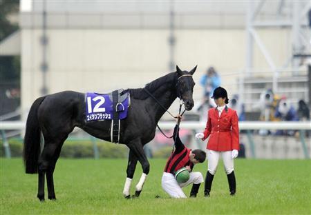 【天皇賞】で外人騎手が勝つのは違和感がある。