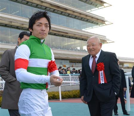 【悲報】ハープスターJCの鞍上は川田将雅