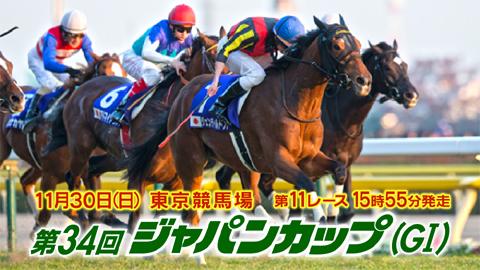 ジャパンカップJC