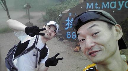 六甲縦走2011062010