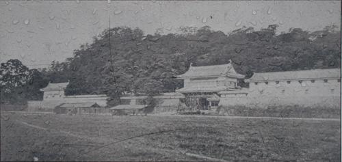 鹿児島城古写真1