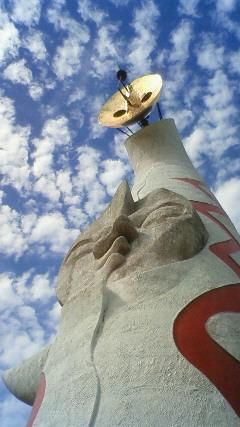 太陽の塔2010