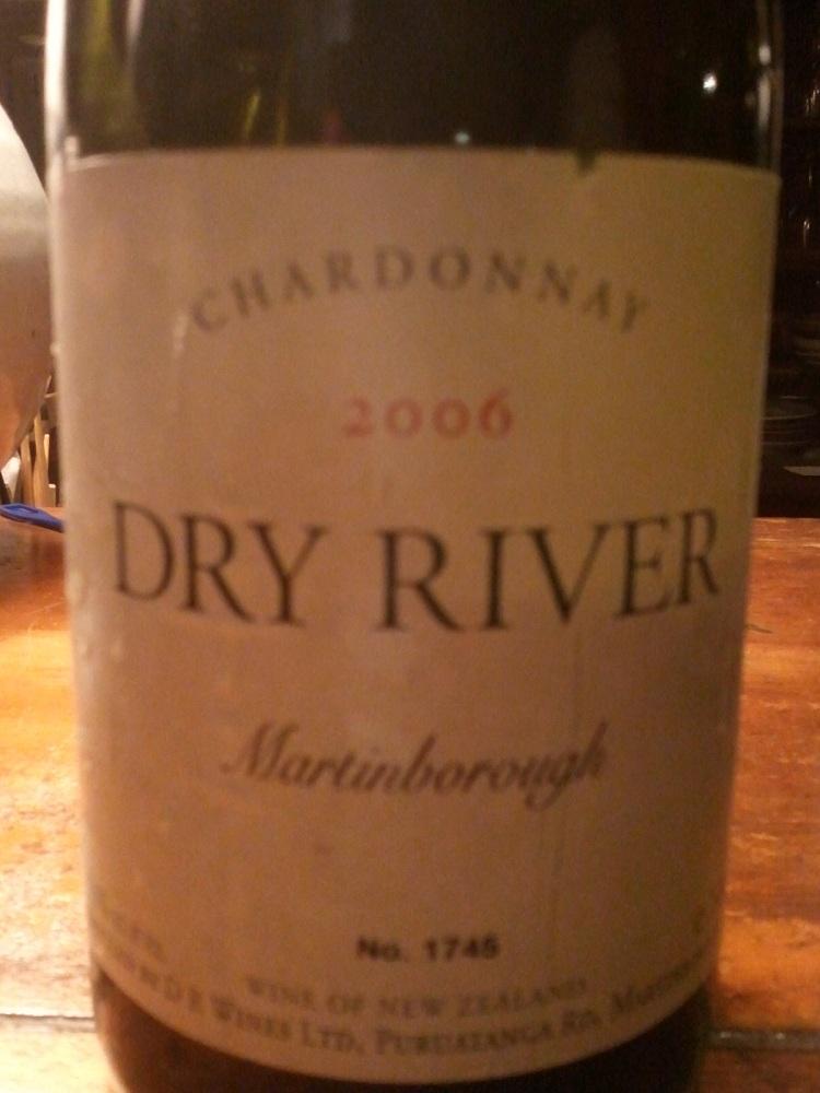 ニュージーランド DRY RIVER