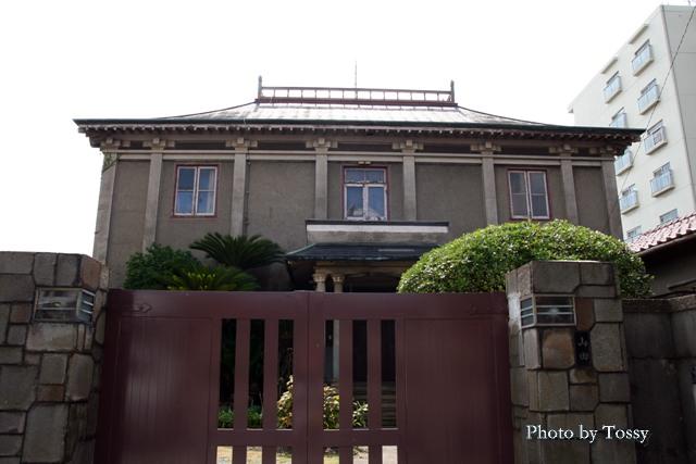 旧ジョネス邸1