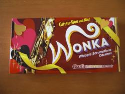 ウォンカのチョコ