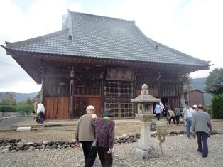 若狭国分寺 釈迦堂