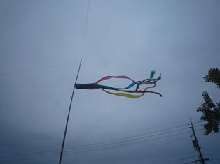 長谷寺大法会2011 吹き流し