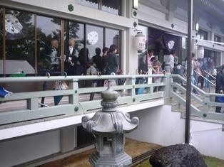 長谷寺大法会2011 続々お参り
