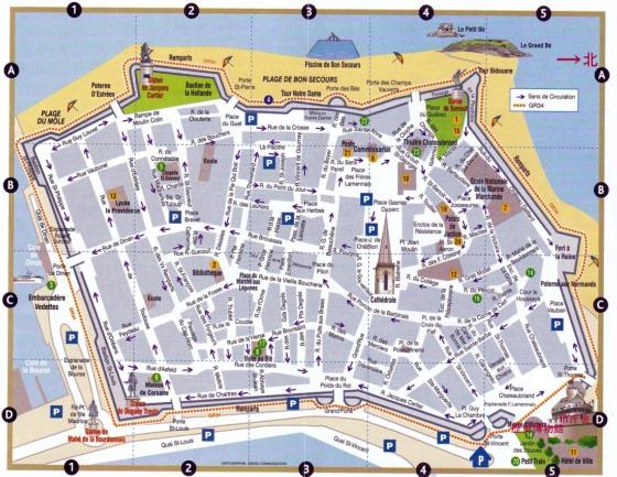 サンマロ地図3