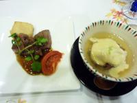 夢想園夕食4