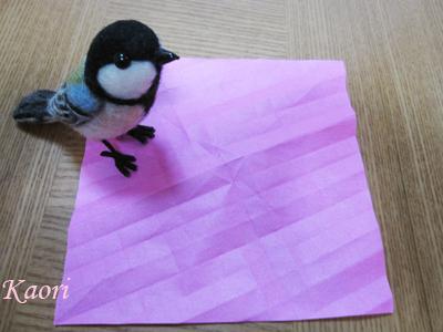 ハート 折り紙 折り紙川崎ローズ折り方 : kaorinpap.blog.fc2.com