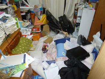 プリントで問題を解く→部屋に捨てるを半年繰り返した結果
