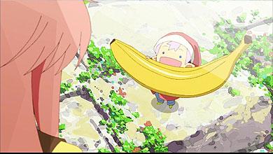 妖精のバナナ