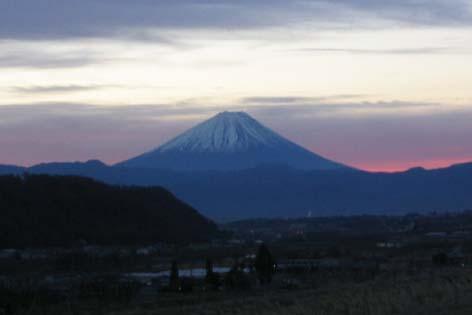 H251203 富士山