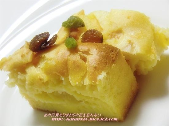 アップル&ヨーグルトケーキ♪
