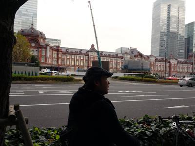 東京駅ぶらり