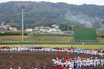 20111123郡山F_川西F招待大会開会式 (1)
