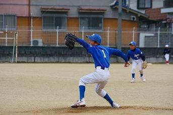 20111223神楽野球部練習 (2)
