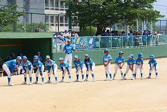 20120527葛城ジュニア大会疋田ボーイズ戦 (2)