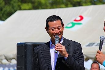 20120916市民体育祭桑田真澄トークショウ (11)