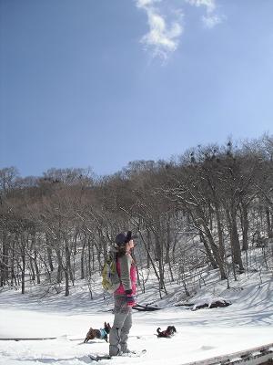 3.26 スノーシュー②
