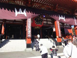 浅草寺本堂2