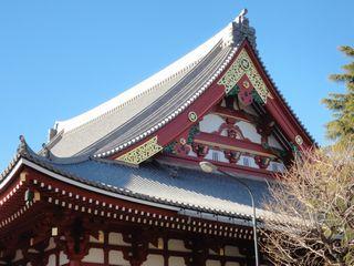 浅草寺本堂4