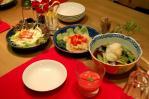 ディナー前菜♪