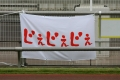 131115川崎1Rジェジェジェ横断幕