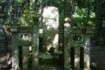 松平定信の古関蹟碑