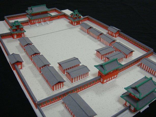 平安宮大極殿2