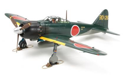 <br />三菱 零式艦上戦闘機五二型甲 ヨD-126号機01