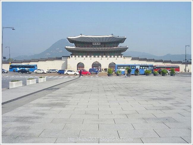 景福宮 光化門