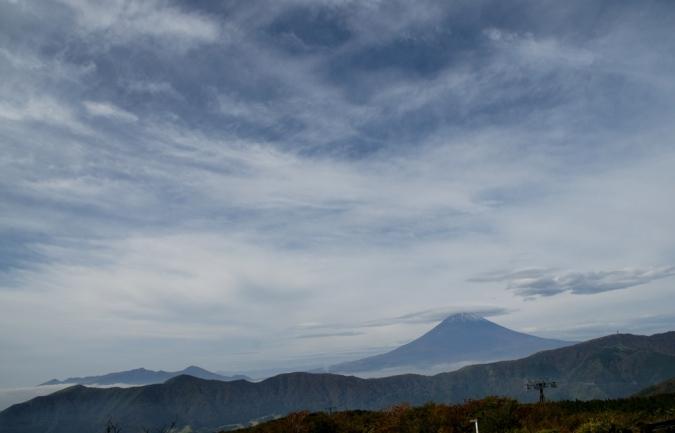 DSC06274富士山笠雲