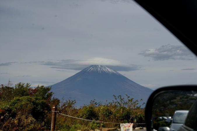 DSC06260富士山笠雲